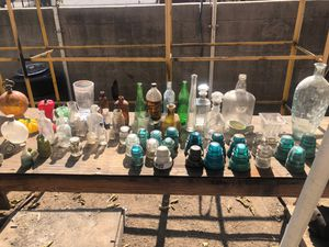 Glass collection for Sale in San Dimas, CA