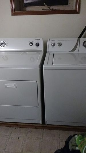 Admiral Washer and Whirlpool Dryer for Sale in Portland, OR