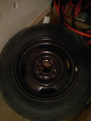 14 inch wheel and spare tire for Sale in Medford, OR