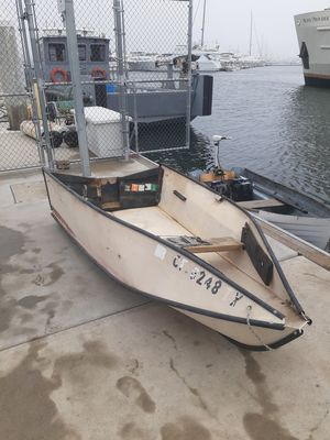 Portabote foldable dinghy for Sale in San Diego, CA