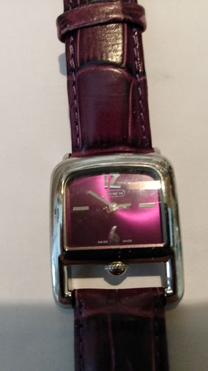 Coach women's watch for Sale in Beverly Hills, FL