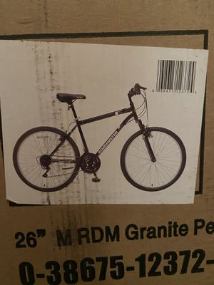 "BRAND NEW 26"" Roadmaster Granite Peak Mountain Bike for Sale in Bingham Farms, MI"