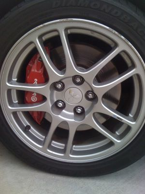 Evo 9 gsr rims for Sale in Ontario, CA