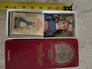 American Girl Kirsten mini doll for Sale in Phoenix, AZ