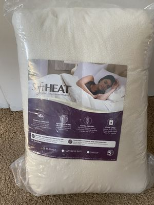 SoftHeat Electric Blanket - King for Sale in Levittown, PA