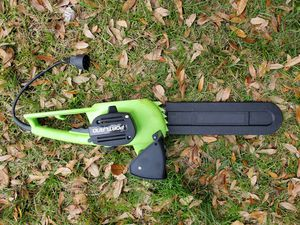 Portland Electric Chain Saw for Sale in Biloxi, MS