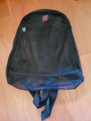 Clear mesh backpack for Sale in Los Angeles, CA