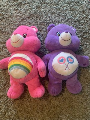 Beautiful Care Bears!! Only $25 for Sale in Oak Brook, IL