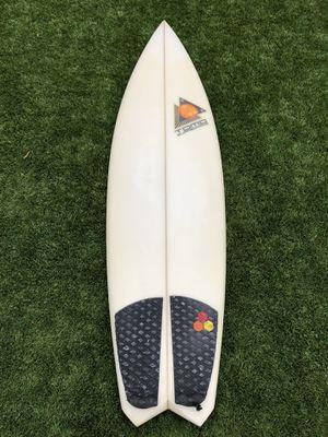 """5'6.5"""" Tomo V4 XTR Hand Shaped for Sale in La Costa, CA"""