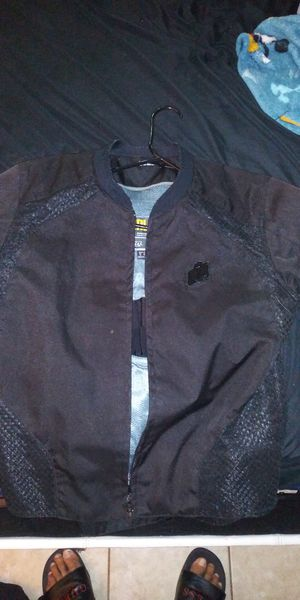 Icon motorcycle jacket for Sale in Stanton, CA