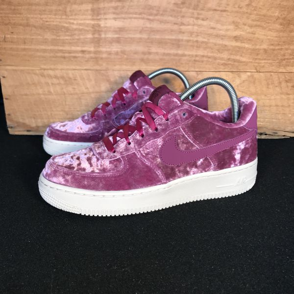 7db65c86cc4a1 NEW Nike Air Force 1 Velvet Tea Berry Multiple Sizes Available for ...