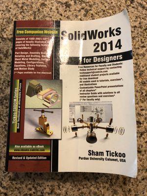 Solidworks 2014 for Designers for Sale in Scottsdale, AZ