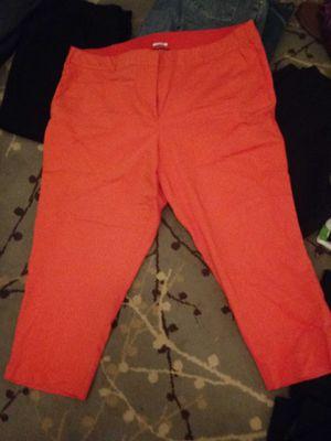 Orange Lane Bryant Pants for Sale in Bloomington, IL
