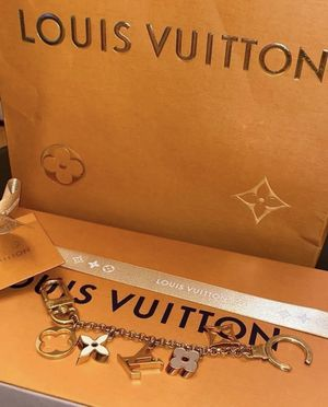 LOUIS VUITTON MONOGRAM BAG CHARM for Sale in Montebello, CA