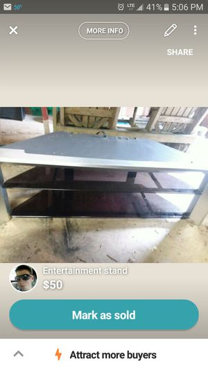 Entertainment stand for Sale in Brocton, NY
