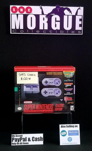 Super Nintendo Classic for Sale in Fort Worth, TX