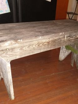 Old Farm Bench for Sale in Columbus,  OH
