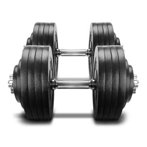 Yes4All 200 lb Adjustable Dumbbell Weight Set for Sale in Atlanta, GA
