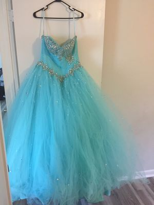 Sweet 16 or quinceanera girls dress by Morilee for Sale in Orlando, FL