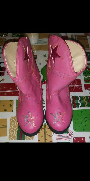 BRANDNEW,NEVER USED BABY GIRL COWGIRL BOOTS. for Sale in Dallas, TX