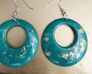 Handmade Jade Green Earrings for Sale in Pittsburgh,  PA