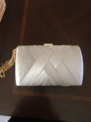 Grey evening bag for Sale in Commerce City, CO