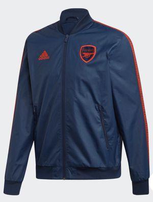 NEW Adidas Arsenal Anthem Jacket Size Medium for Sale in Norwalk, CA