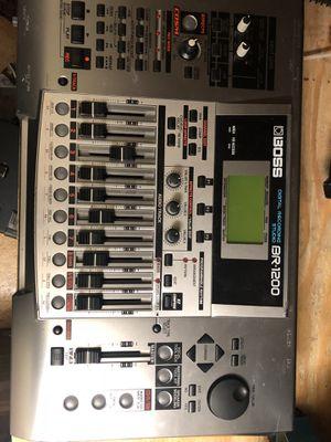 Boss BR-1200 for Sale in Seattle, WA