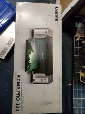 Canon, Pixma pro 100 for Sale in Poway, CA