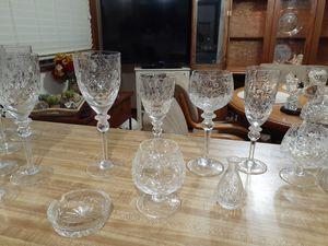 Rogaska, Gallia Crystal glassware 54pcs for Sale in Rogers, AR