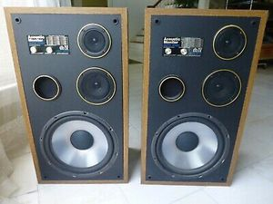 Acoustic Monitor db IV Speakers, Digital Ready - Liquid Cooled for Sale in South Portland, ME
