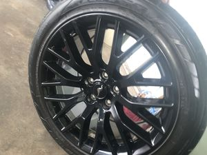 Mustang gt 2015 rims for Sale in Arlington, TX