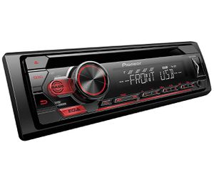 Pioneer Single DIN In-Dash CD/CD-R/RW, MP3/WMA/WAV AM/FM Front USB/Auxiliary Input MIXTRAX and ARC Support Car Stereo Receiver Detachable face plate for Sale in Gardena, CA