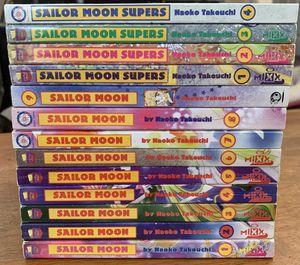 Sailor Moon anime manga comic LOT SALE for Sale in Jacksonville, FL