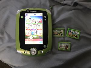Leap pad 2 for Sale in Macedonia, OH