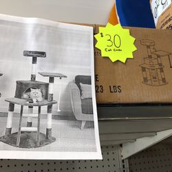 Cat Condo House Castle Toy Set Brand New for Sale in Somerdale,  NJ