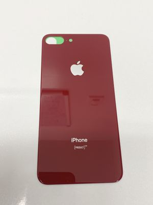 iPhone 8 Plus Back Glass Big Hole Part - Red for Sale in Long Beach, CA