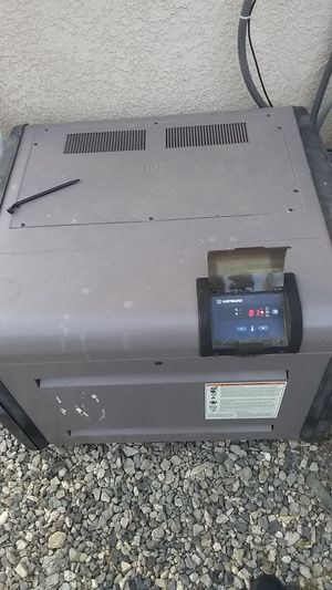 Hayward pool and hot tub heater for Sale in Fallbrook, CA