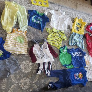 Lote De Ropa De Niño 6 Meses // 6 Months Old Boy Clothes for Sale in Houston, TX