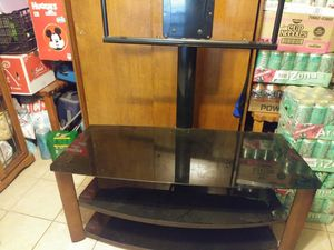 TV stand entertainment center for Sale in Visalia, CA