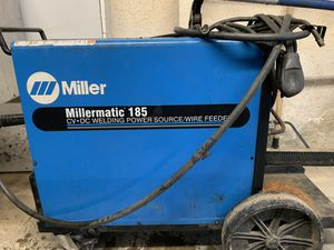 Miller millermatic 185 for Sale in San Marcos, CA