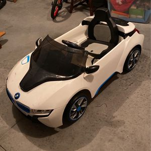 Kids BMW I8 Electric Car for Sale in Winter Haven, FL