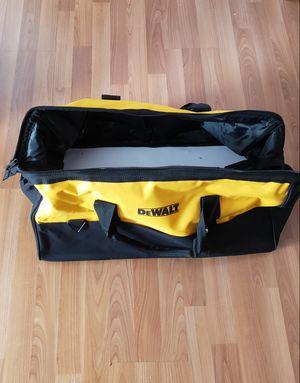 New Large Bag for Tools Dewalt FIRM PRICE for Sale in Woodbridge, VA