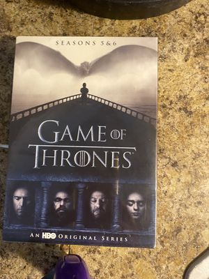 Game of thrones complete series for Sale in Amarillo, TX