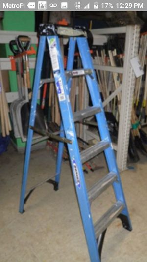 '6 step ladder werner for Sale in Boston, MA