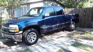 1999 Chevy silverado 1500 z74🚗 4x4 for Sale in San Antonio, TX