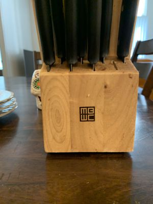 Miracle Blade 18 piece knife set for Sale in Denver, CO