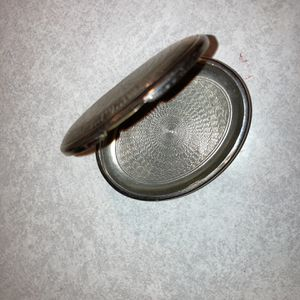 """Silver """"Coleen Moore"""" Vintage Compact With Mirror for Sale in Port Orchard, WA"""