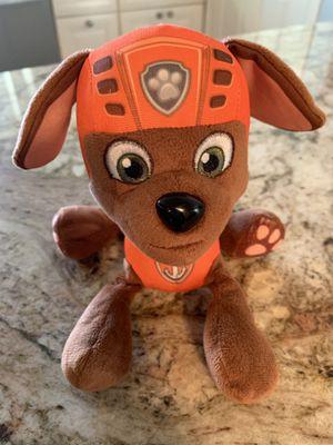 Zuma dog plush for Sale in Fremont, CA