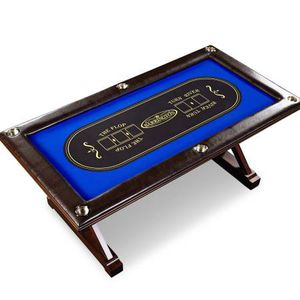 Barrington Premium Solid Wood Poker Table for Board Games, Card Games for Sale in Austin, TX